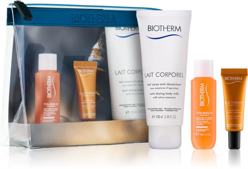 Biotherm Blue Therapy coffret cosmétique VIII.