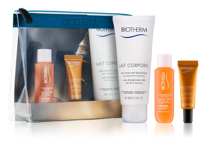 Biotherm Blue Therapy косметичний набір VIII.