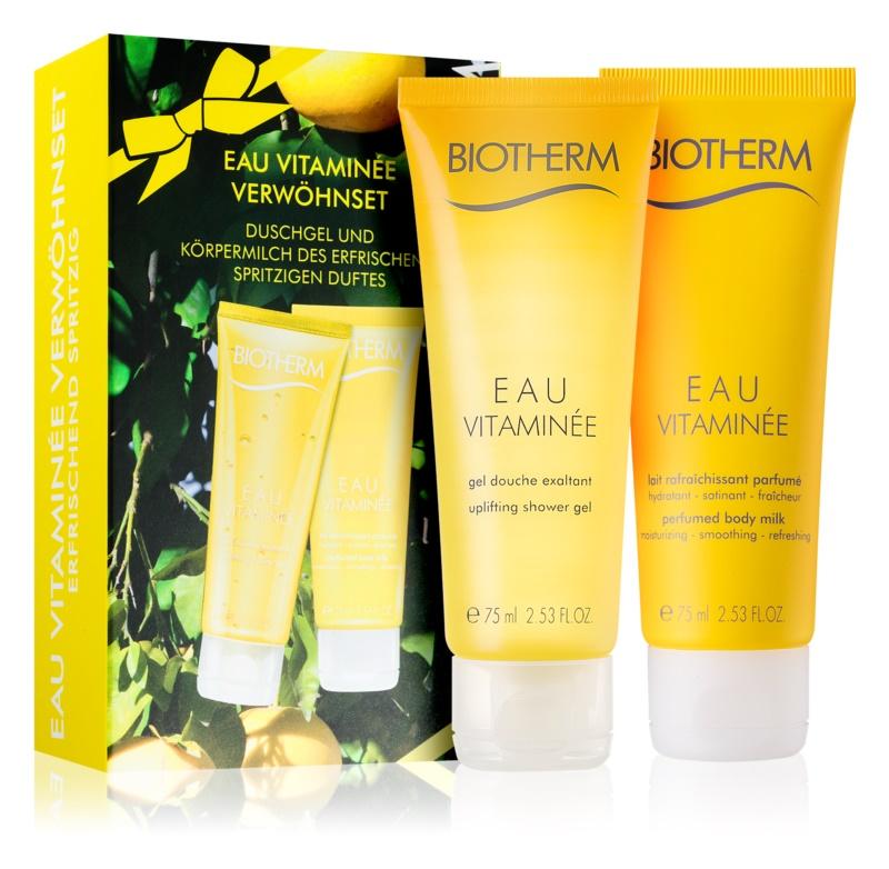 biotherm eau vitaminee