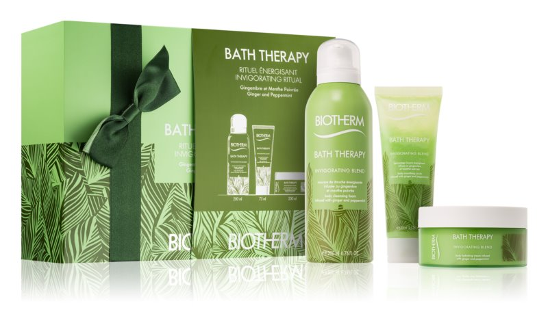 Biotherm Bath Therapy Invigorating Blend kit di cosmetici Invigorating Ritual