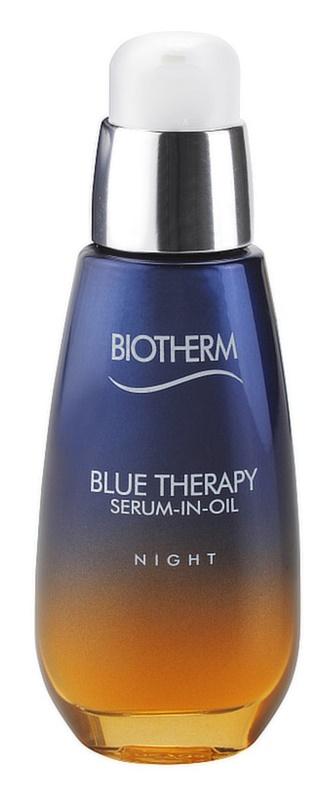 Biotherm Blue Therapy serum na noc przeciw zmarszczkom