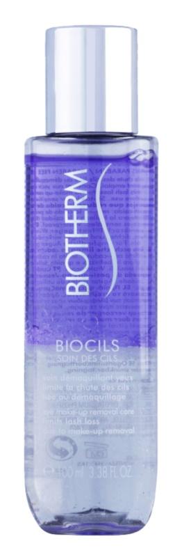 Biotherm Biocils dvokomponentno sredstvo za uklanjanje make-upa oko očiju za sve tipove kože, uključujući osjetljivu