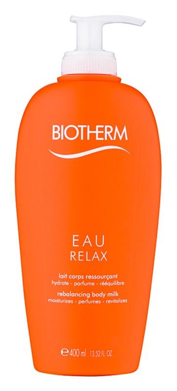 Biotherm Eau Relax hidratáló testápoló tej