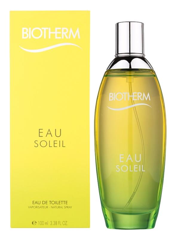 Biotherm Eau Soleil Eau de Toilette für Damen 100 ml
