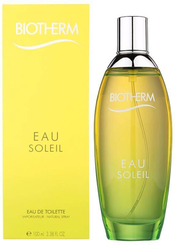Biotherm Eau Soleil toaletná voda pre ženy 100 ml
