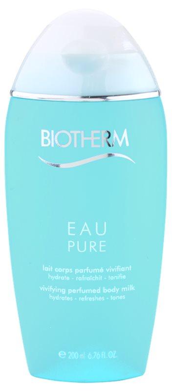 Biotherm Eau Pure erfrischende Bodymilch