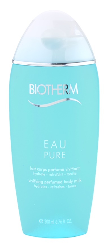 Biotherm Eau Pure lait rafraîchissant corps