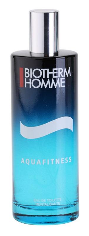 Biotherm Homme Aquafitness Eau de Toilette for Men 100 ml