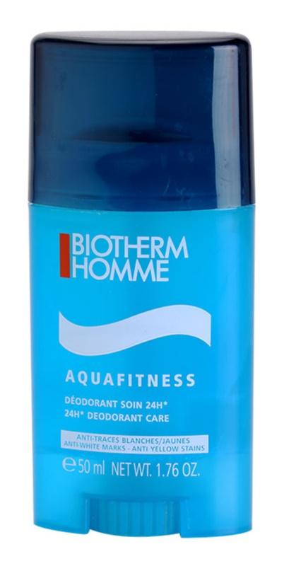 Biotherm Homme Aquafitness tuhý dezodorant