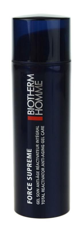 Biotherm Homme Force Supreme omlazující gel pro muže