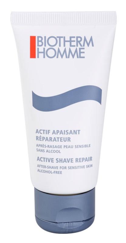 Biotherm Homme bálsamo after shave para pieles sensibles