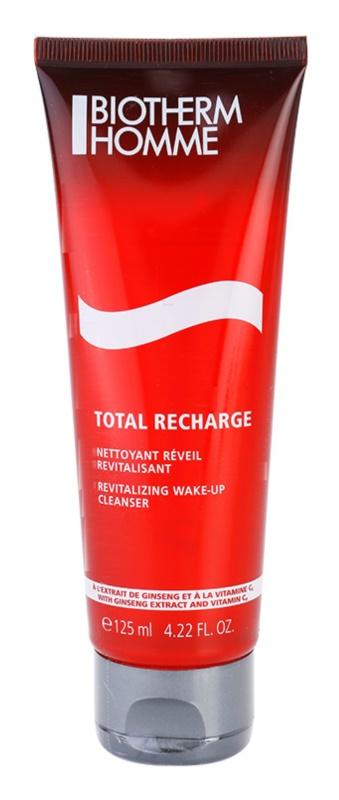 Biotherm Homme Total Recharge revitalizační čisticí gel