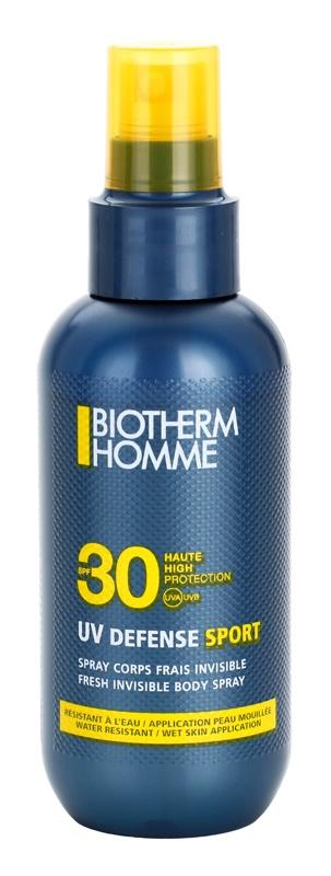 Biotherm Homme UV Defense Sport Sun Spray SPF30