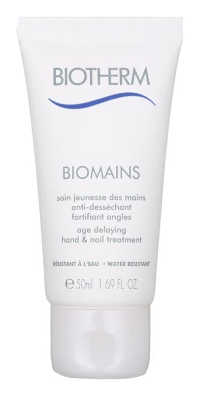 Biotherm Biomains Hand & Nail Cream