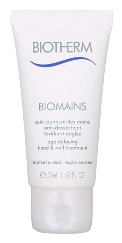Biotherm Biomains Hand & Nail Cream