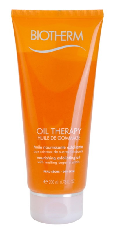 Biotherm Oil Therapy Huile de Gommage peeling tusfürdő