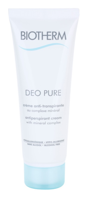 Biotherm Deo Pure Cream Antiperspirant