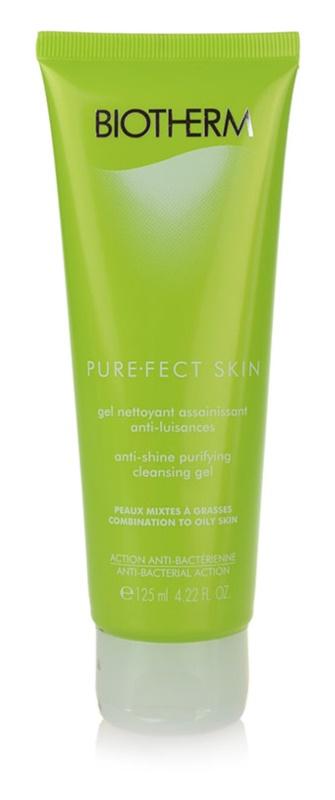 Biotherm PureFect Skin čistiaci gél pre problematickú pleť, akné