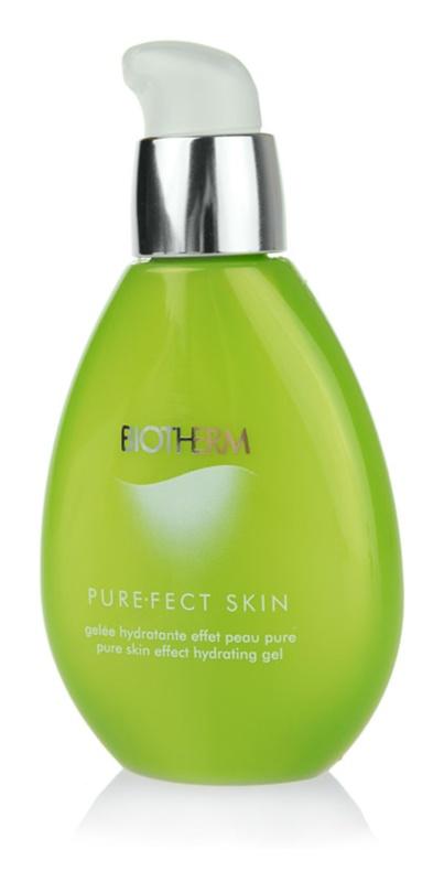 Biotherm PureFect Skin gel hidratante para pieles problemáticas y con acné