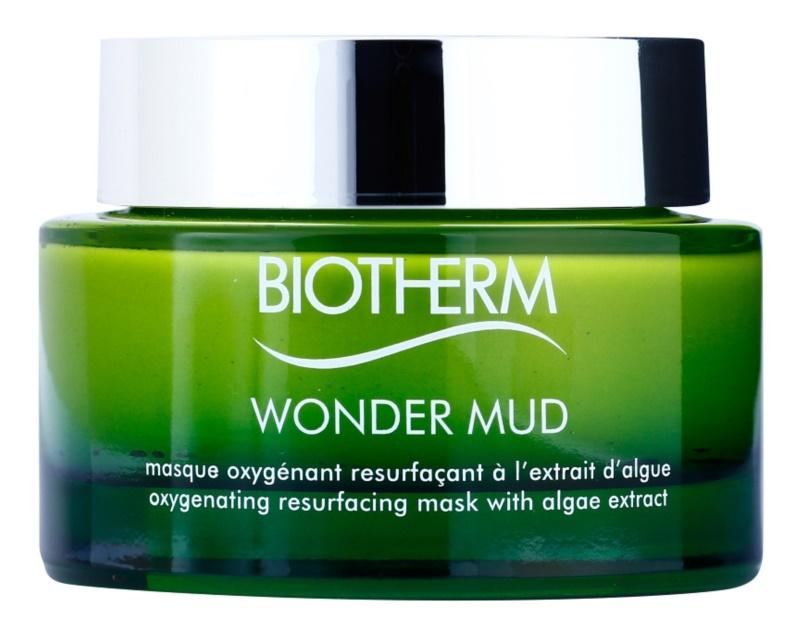 Biotherm Skin Best Wonder Mud окисляваща и възстановяваща маска с кал и екстракт от водорасли