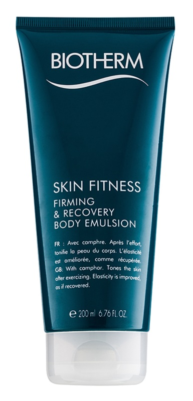 Biotherm Skin Fitness emulsie de corp pentru fermitate