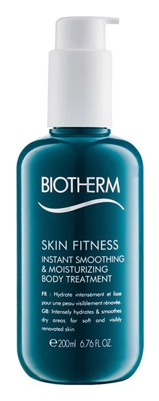 Biotherm Skin Fitness balsamo idratante corpo per pelli secche e irritate