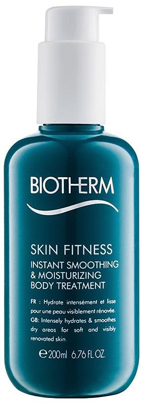 Biotherm Skin Fitness baume corporel hydratant pour peaux sèches et irritées