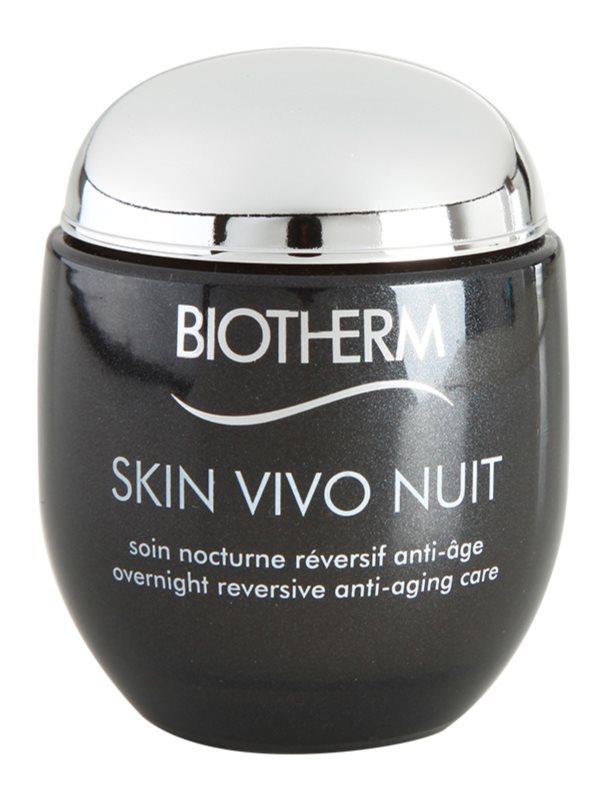 Biotherm Skin Vivo noční protivráskový krém pro všechny typy pleti