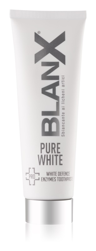BlanX PRO Pure White dentifrice blanchissant