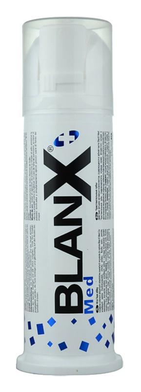 BlanX Med pasta de dinti pentru albire pentru dinti sensibili