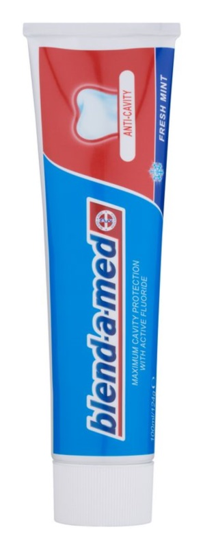Blend-a-med Anti-Cavity Fresh Mint dentifrice anti-carie