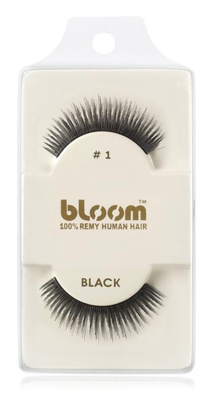 Bloom Natural ciglia finte in capelli naturali