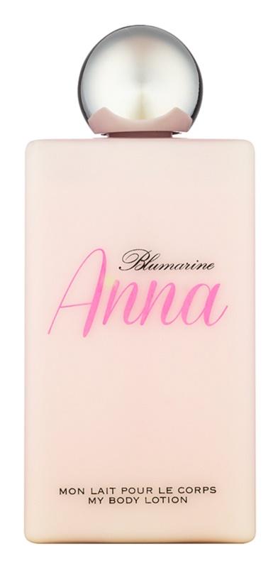 Blumarine Anna telové mlieko pre ženy 200 ml
