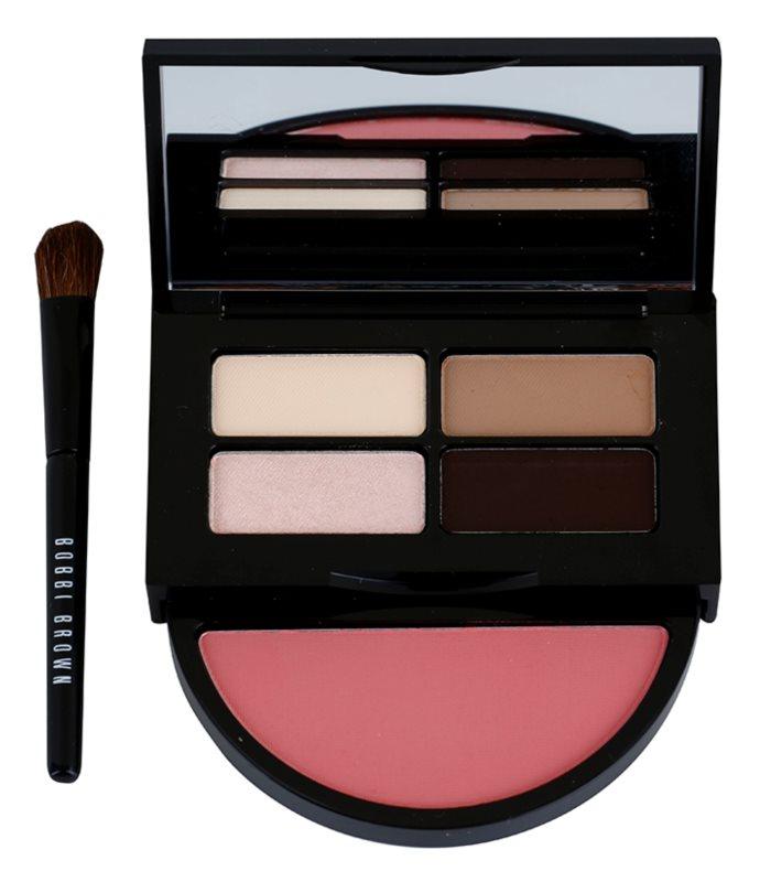 Bobbi Brown Instant Pretty Oogschaduw en Blush Palette