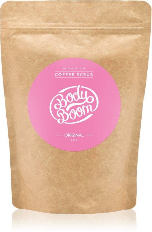 BodyBoom Original exfoliant de corp, cu cafea