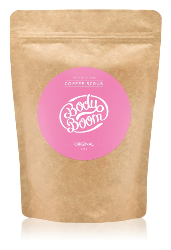 BodyBoom Original peeling corps au café