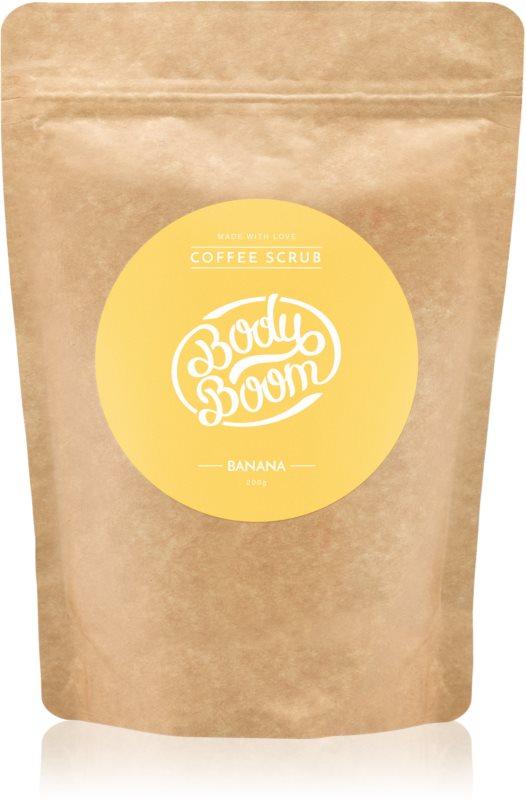 BodyBoom Banana piling za tijelo od kave