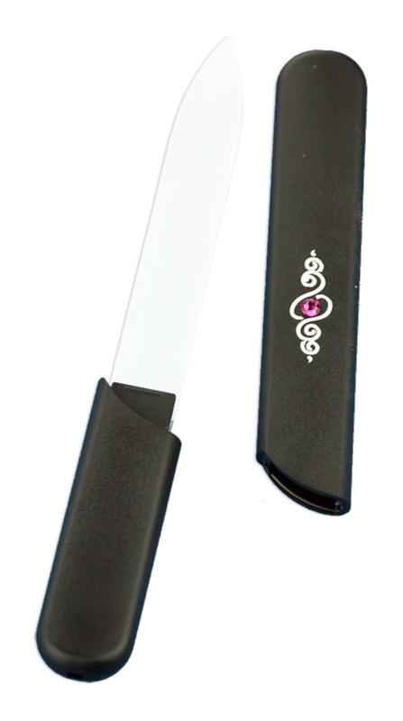 Bohemia Crystal Hard Decorated Nail File пилочка для нігтів