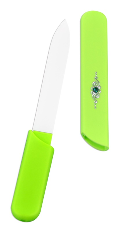 Bohemia Crystal Hard Decorated Nail File nagelfeile
