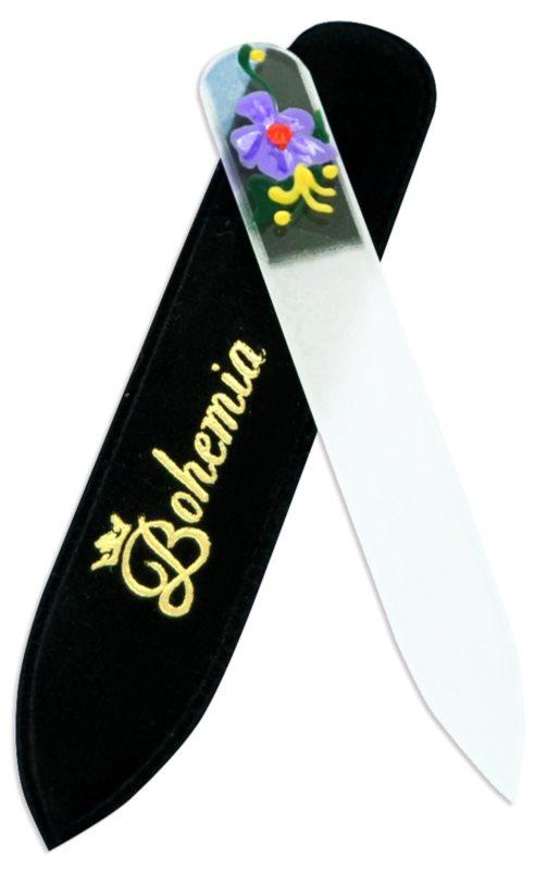 Bohemia Crystal Painted Nail File Small Nail File pilník na nechty