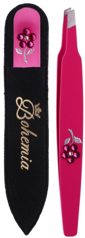 Bohemia Crystal Bohemia Swarovski Nail File and Tweezers set cosmetice II.