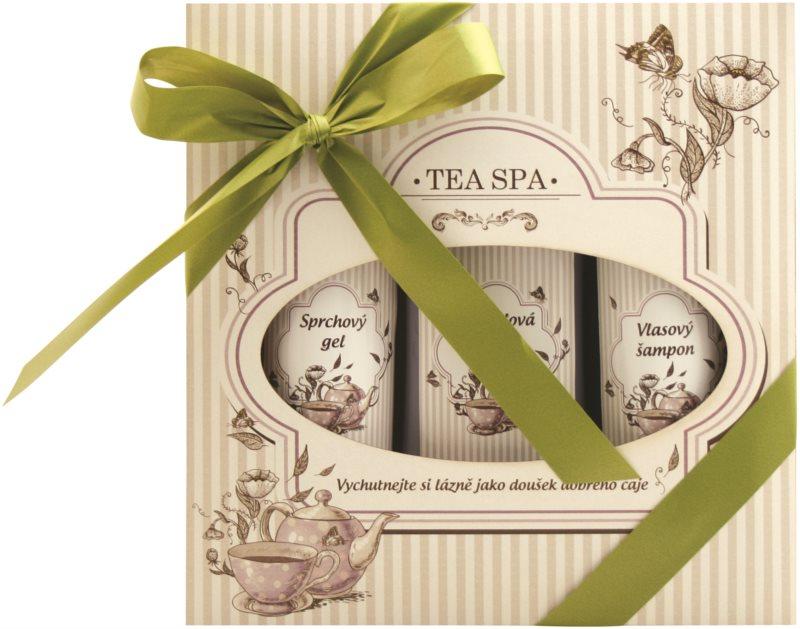 Bohemia Gifts & Cosmetics Tea Spa lote cosmético II.