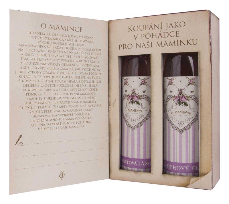 Bohemia Gifts & Cosmetics Body kozmetični set XX.