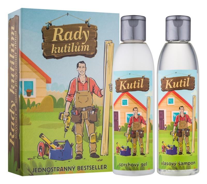 Bohemia Gifts & Cosmetics Pro Kutily coffret I.