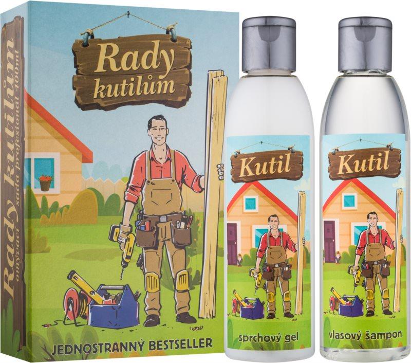 Bohemia Gifts & Cosmetics Pro Kutily zestaw kosmetyków I.