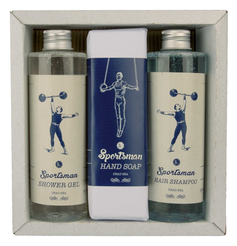 Bohemia Gifts & Cosmetics Sportsman Gift Set