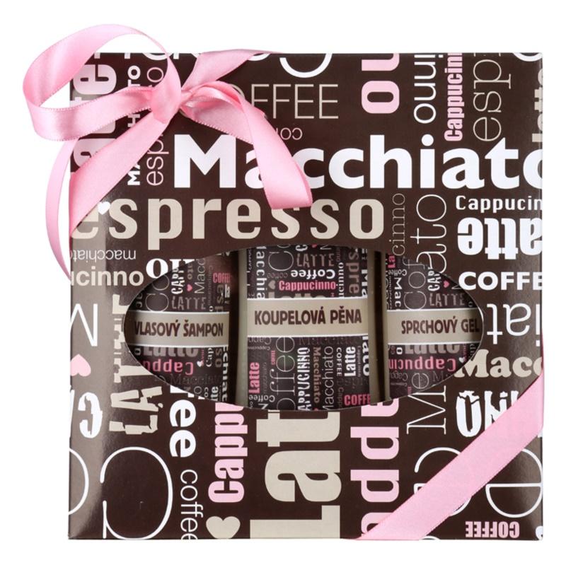 Bohemia Gifts & Cosmetics Coffee kosmetická sada II.