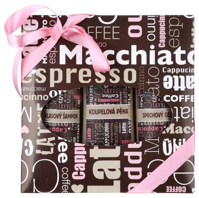 Bohemia Gifts & Cosmetics Coffee kozmetická sada II.