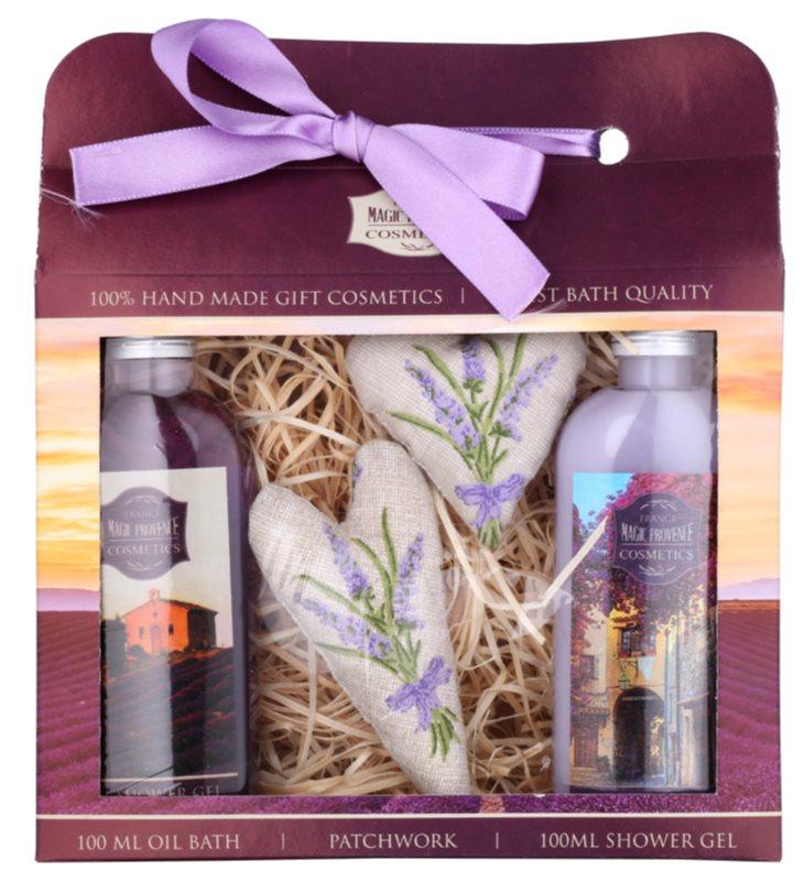 Bohemia Gifts & Cosmetics Magic Provence Kosmetik-Set  I.