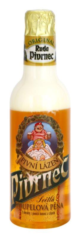 Bohemia Gifts & Cosmetics Beer espuma de banho de cerveja